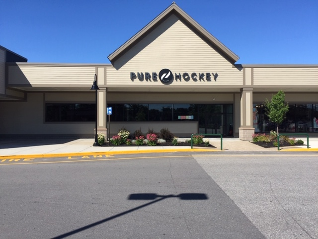 Pure Hockey Storefront, Nashua, NH